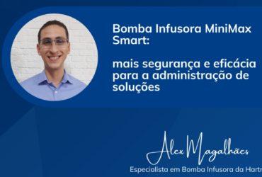 Bomba Infusora MiniMax Smart: saiba mais sobre esse equipamento